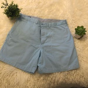 Ladies Blue Above the Knee Shorts - Size 14